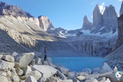 O-Trek im Nationalpark Torres del Paine. Mein Erfahrungsbericht alleine mit Zelt wandern.