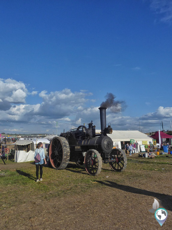 Great Dorset Steam Fair 2018, Steam Festival in England