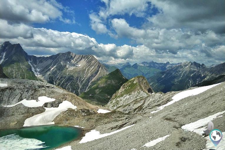 Alpenüberquerung – Marvin's Abenteuer