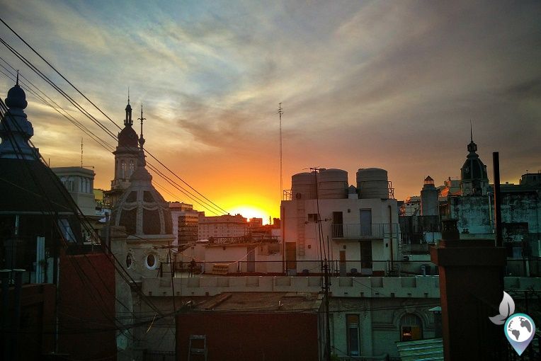 Weit weg – Silvester in Buenos Aires