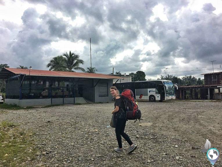 von Panama nach Costa Rica