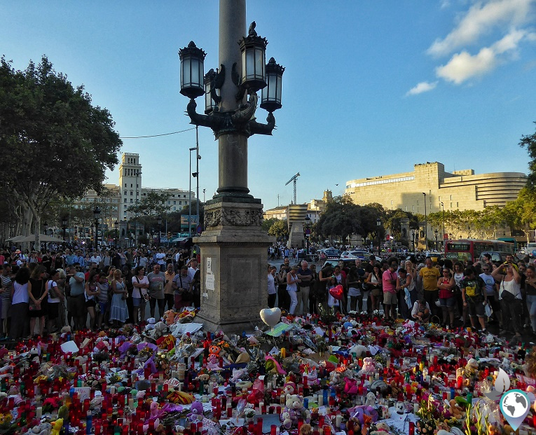 Terroranschlag 2017 in Barcelona