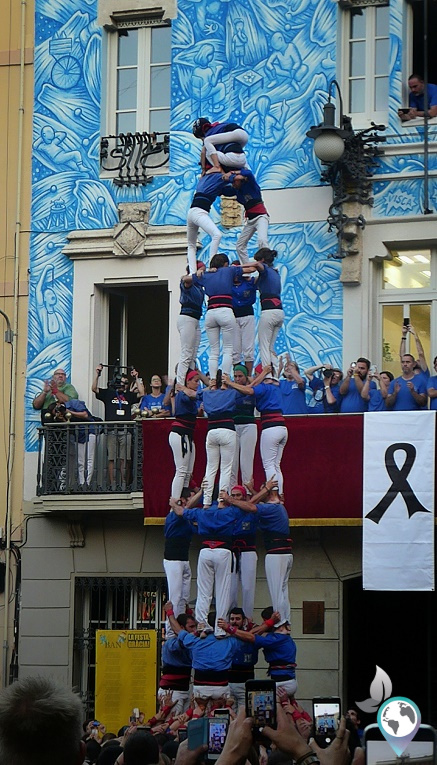 Festa Major de Gracia in Barcelona