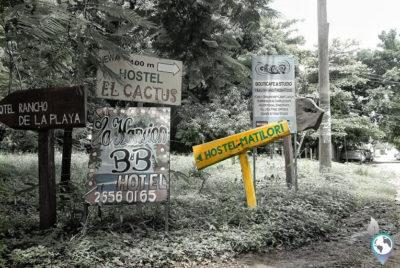 Matilori, Hostel in Samara in Costa Rica