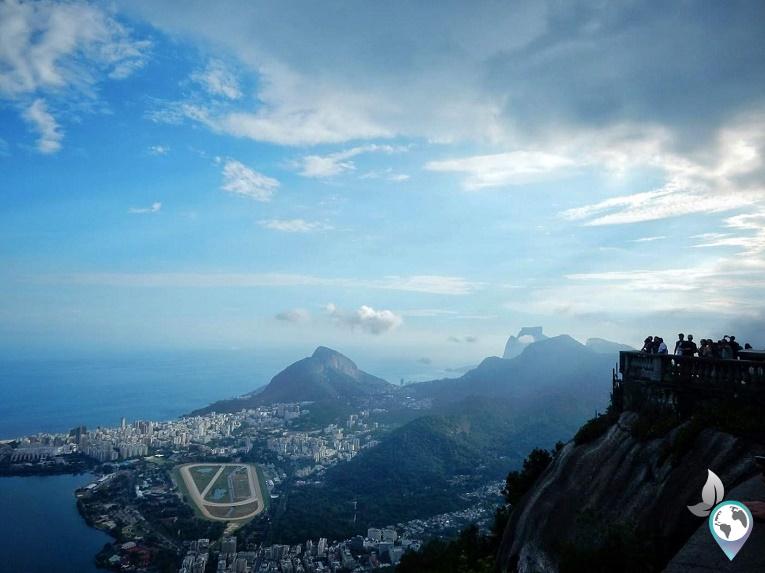 Hotspots in Südamerika, Christusstatute in Rio de Janeiro, Brasilien
