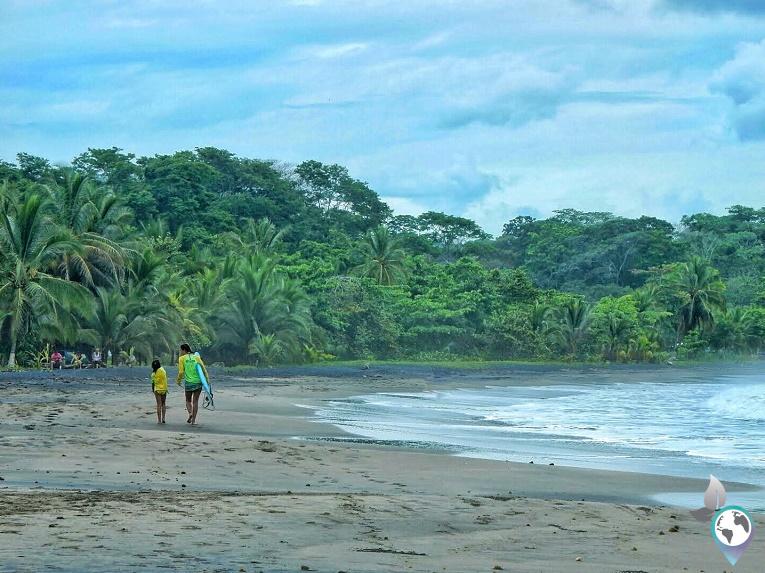 Puerto Viejo - Playa Negra