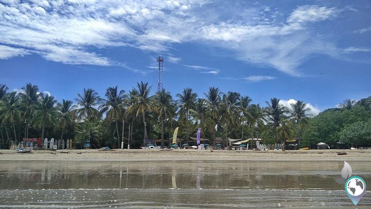 Pura Vida in Samara, Costa Rica