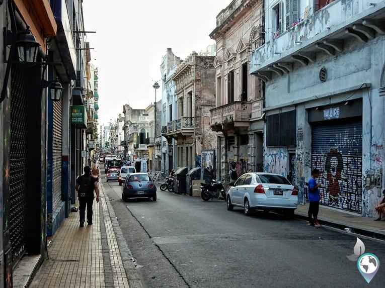 Inwieweit ist Resien in Südamerika gefährlich
