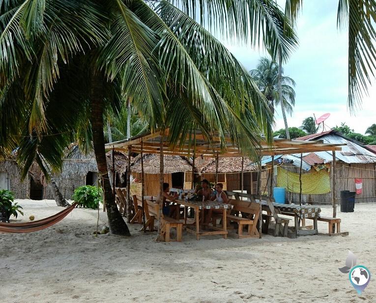 Panama City zu den San Blas Inseln