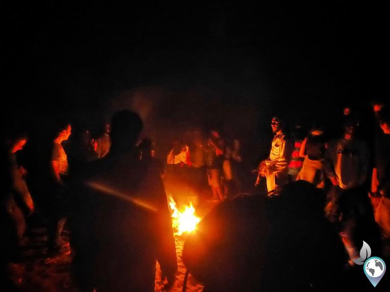 La Fugata - die geheime Party in den Dünen, San Pedro de Atacama, Tanzverbot?