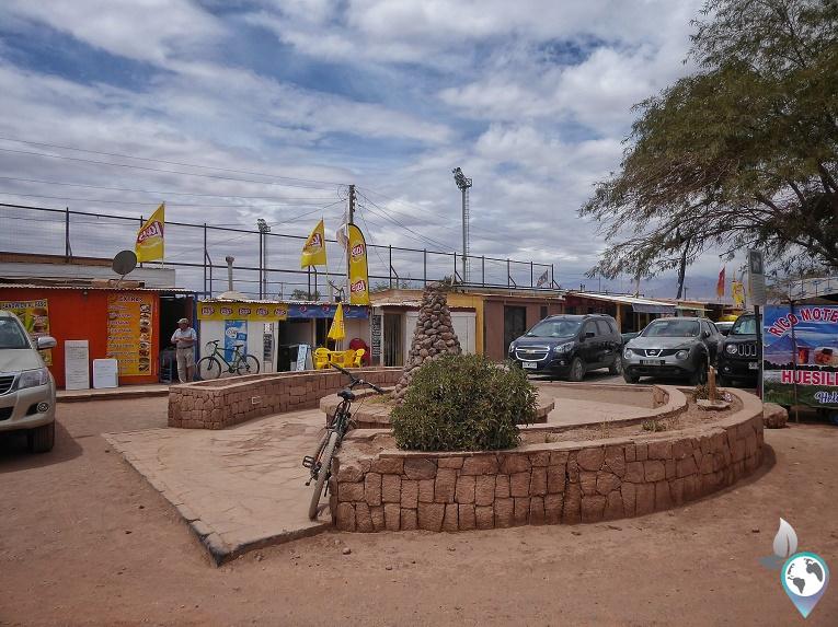 Günstig Essen, wie die Einheimischen in San Pedro de Atacama