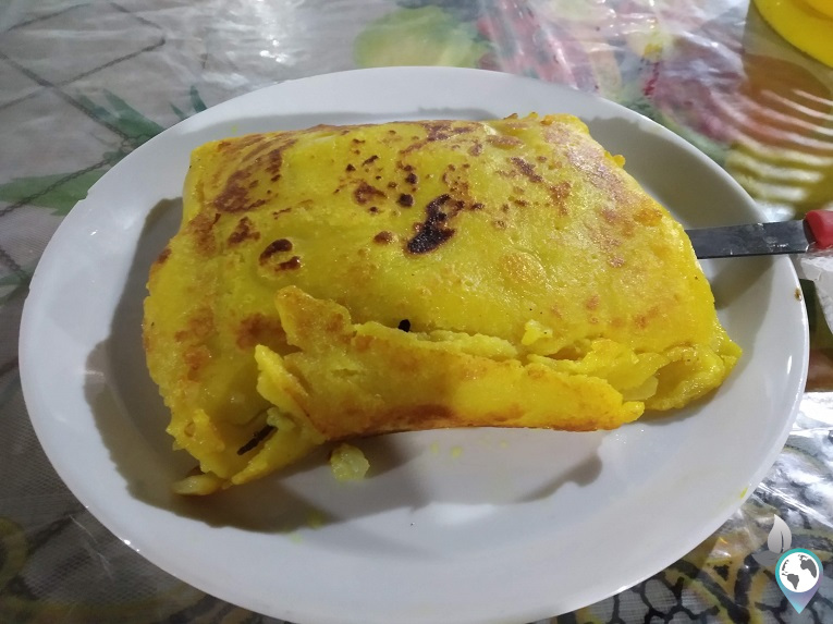 Cheese Rotti Sri Lanka