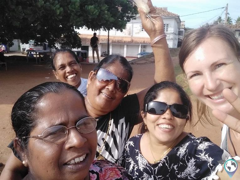 Selfie Sri Lanka, Galle