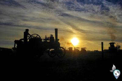 Great Dorset Steam Fair, Steam Festival in Südengland