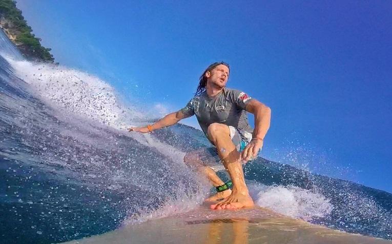 Surfen in Bali oder Panama