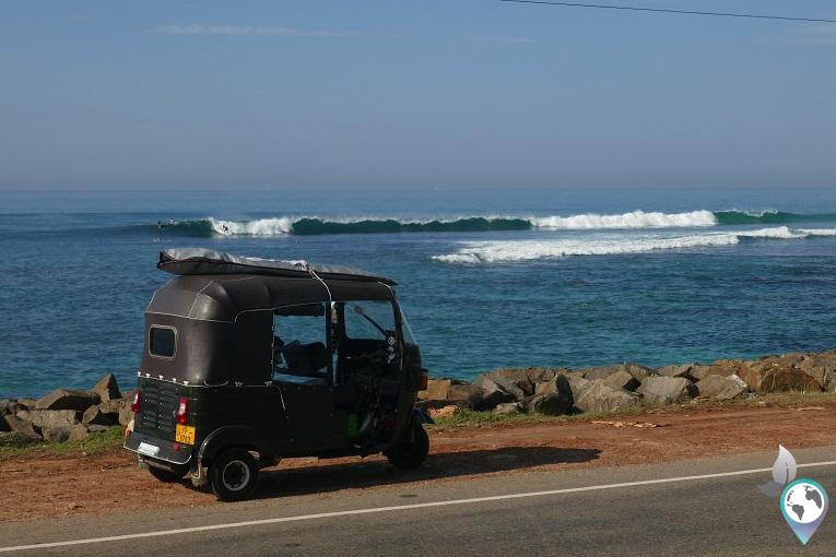 Der Surfspot Rams ist nichts für Anfänger