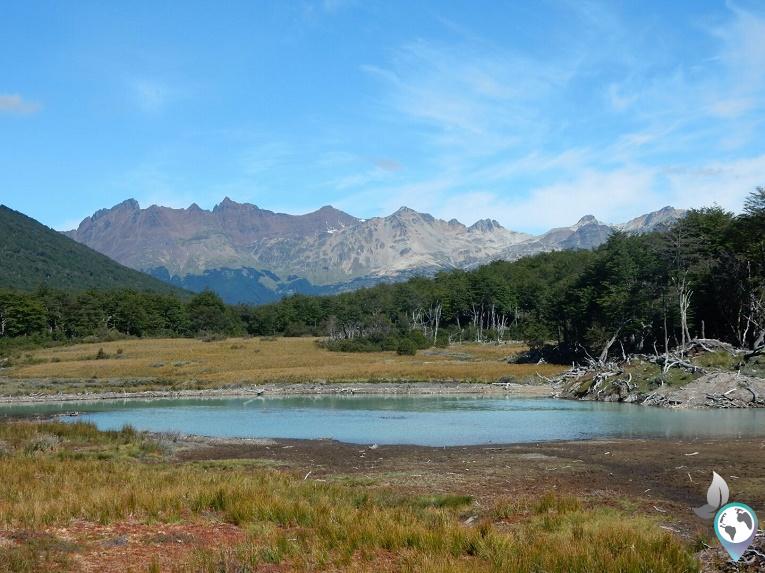 Lagune Laguna Esmeralda