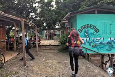 Grenzüberquerung: Von Panama nach Costa Rica