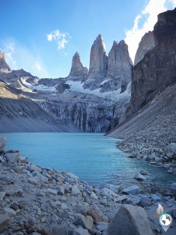 Laguna Torres, Torres del Paine, Chile